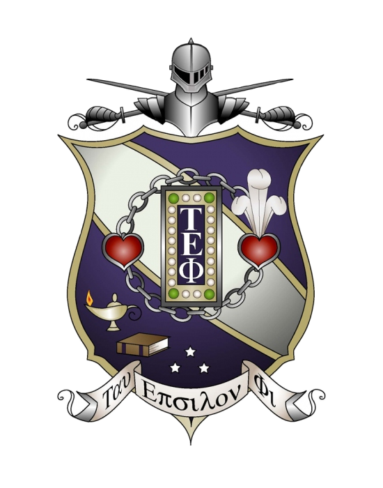 The crest of Tau Epsilon Phi