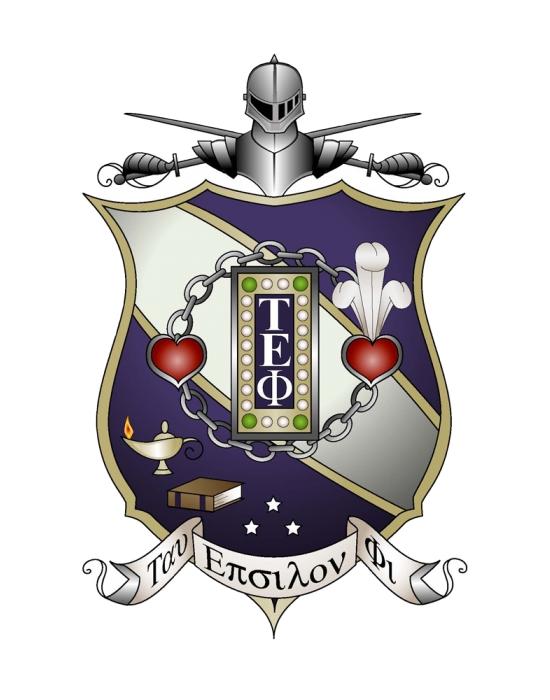 The crest of Tau Epsilon Phi