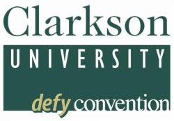 Clarkson University Website
